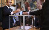 متحدان ماکرون اکثریت مطلق کرسیهای پارلمان فرانسه را کسب کردند