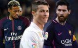 پولدارترین فوتبالیست های جهان