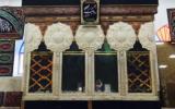 ضریح خیمه گاه امام حسین(ع) آماده انتقال به کربلا پس از اربعین