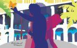 اولین جشنواره تئاتر خیابانی ایثار در بوشهر
