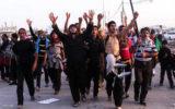زایران اربعین از بوشهر راهی دیار عشق می شوند