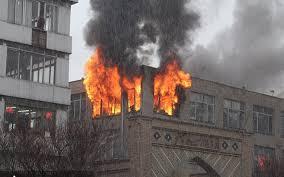 آتش سوزی در منزل مسکونی نماینده مجلس
