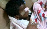 اذیت و آزار جسمی و روانی کودکی در بوشهر + تصاویر