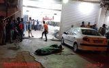 قتلِ مرد ۴۰ ساله به ضرب گلوله در بوشهر+عکس