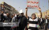 راهپیمایی امنیت و اقتدار مردمِ اهواز مقابل دسیسههای دشمن