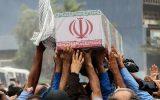 ورود پیکر ۶۳ شهید تازه تفحص شده به کشور